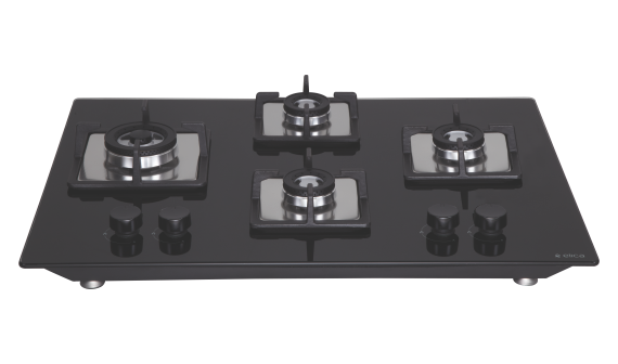 FLEXI BRASS HCT 470 Built-in hobs