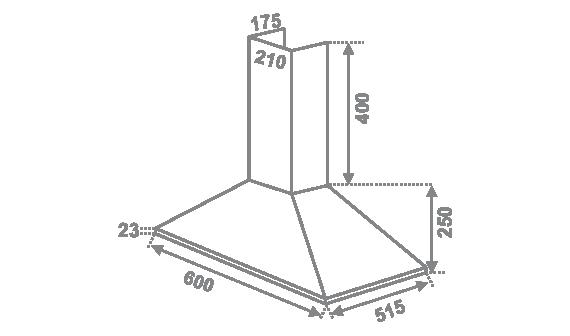 Pyramid BF 60